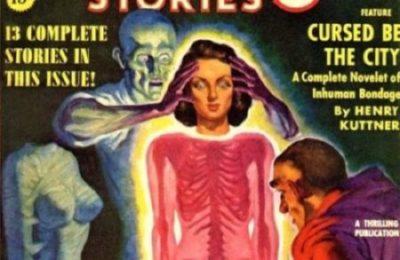 STRANGE STORIES - April 1939