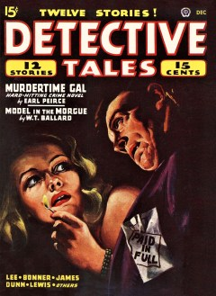 DETECTIVE TALES - December 1946