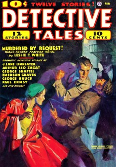 DETECTIVE TALES - February 1936