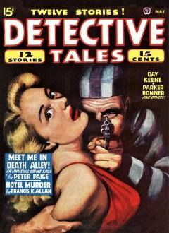DETECTIVE TALES - May 1947