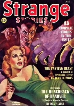 STRANGE STORIES - June 1940