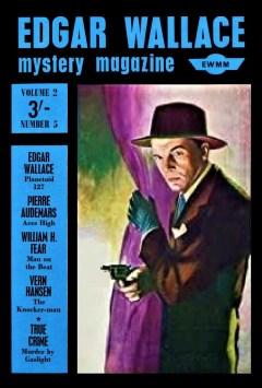 EDGAR WALLACE MYSTERY MAGAZINE - December 1964