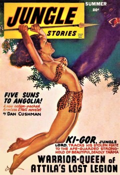 JUNGLE STORIES - Summer 1947