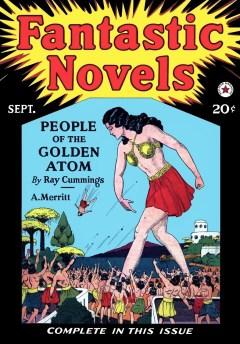 FANTASTIC NOVELS - September 1940
