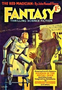FANTASY THRILLING SCIENCE FICTION - Number 1, 1938