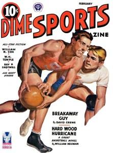 DIME SPORTS - February 1944