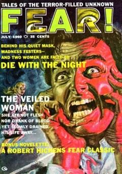 FEAR! - July 1960