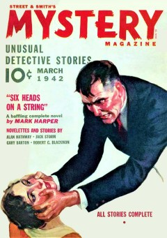 MYSTERY - March 1942