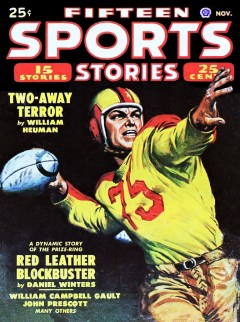 FIFTEEN SPORTS STORIES - November 1950