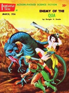 IMAGINATIVE TALES - March 1956