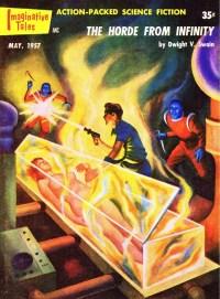 IMAGINATIVE TALES - May 1957