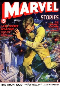 MARVEL STORIES - April 1941