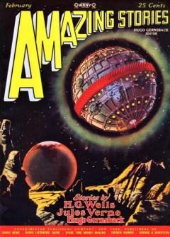 AMAZING STORIES -February 1928