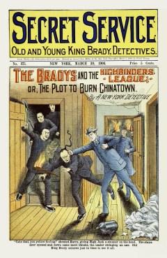 SECRET SERVICE - March 30, 1906