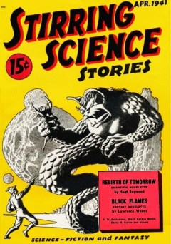STIRRING SCIENCE STORIES - April 1941