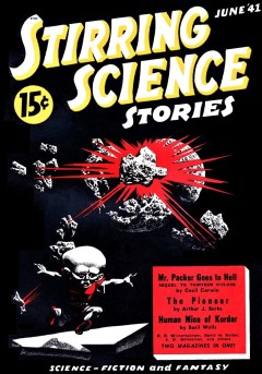 STIRRING SCIENCE STORIES - June 1941