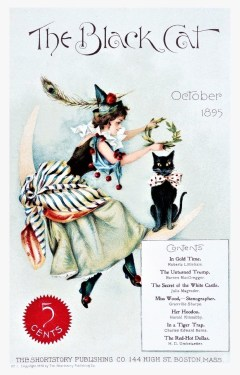 THE BLACK CAT - October 1895
