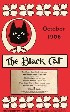 THE BLACK CAT - October 1906