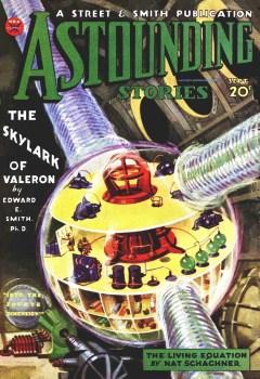 ASTOUNDING STORIES - September 1934