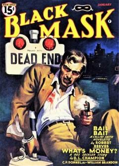 BLACK MASK - January 1942