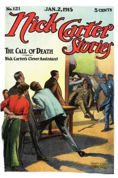 NICK CARTER STORIES - January 2, 1915