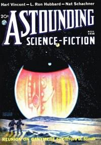 ASTOUNDING STORIES - November 1938
