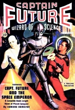 CAPTAIN FUTURE - First issue, Winter 1940