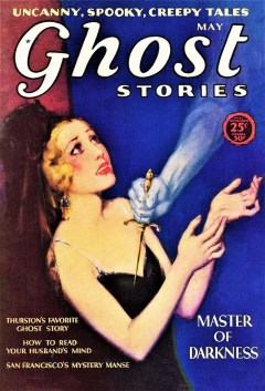 GHOST STORIES - May 1930