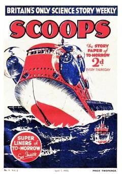 SCOOPS - April 7, 1934