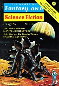 THE MAGAZINE OF FANTASY AND SCIENCE FICTION - February 1975