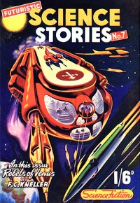 FUTURISTIC SCIENCE STORIES - July 1952