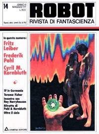 ROBOT RIVISTA DI FANTASCIENZA- May 1977