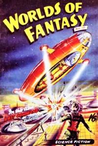 WORLDS OF FANTASY - June 1953
