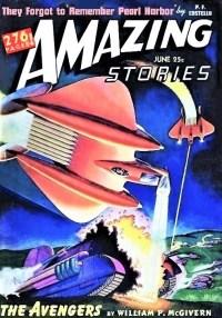 AMAZING STORIES - June 1942