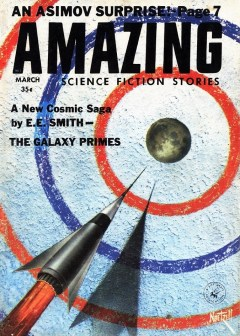 AMAZING STORIES - March 1959