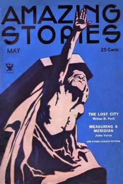 AMAZING STORIES - May 1934