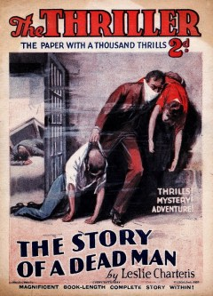 THE THRILLER - March 2, 1929