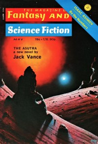 THE MAGAZINE OF FANTASY AND SCIENCE FICTION - May 1973