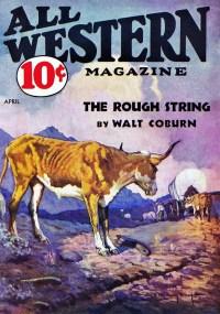ALL WESTERN MAGAZINE - April 1934