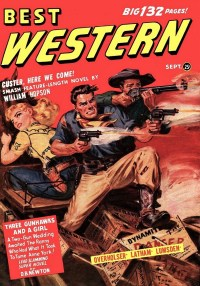 BEST WESTERN - September 1951