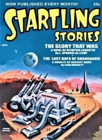 STARTLING STORIES - April 1952