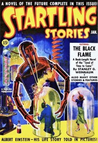 STARTLING STORIES - First issue, January 1939