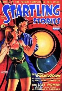 STARTLING STORIES - Winter 1943