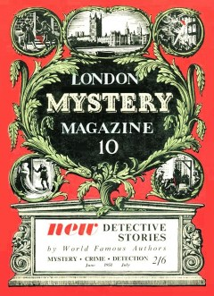 THE LONDON MYSTERY MAGAZINE - June/July 1951