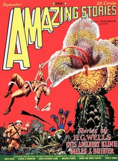 AMAZING STORIES - September 1927