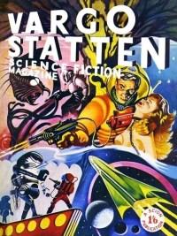 VARGO STATTEN SCIENCE FICTION MAGAZINE - 1954 - 02