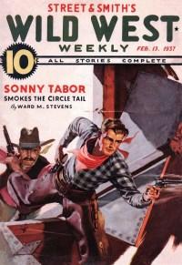 WILD WEST - February 13, 1937