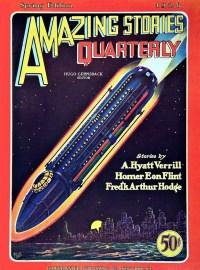 AMAZING STORIES QUARTERLY-Spring 1928