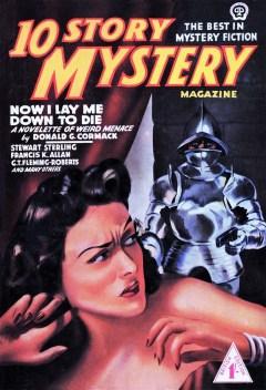 10 STORY MYSTERY - 1948 BRITISH EDITION (original US 1942)