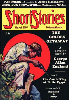 SHORT STORIES - March 10, 1933